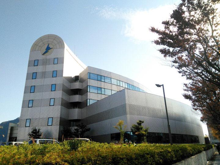 長良川スポーツプラザ外観画像