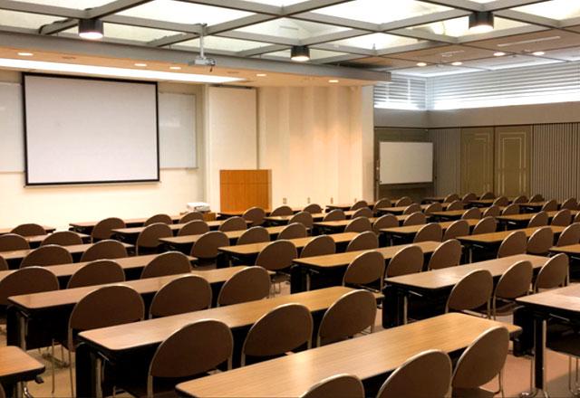 貸会議室・研修室の様子